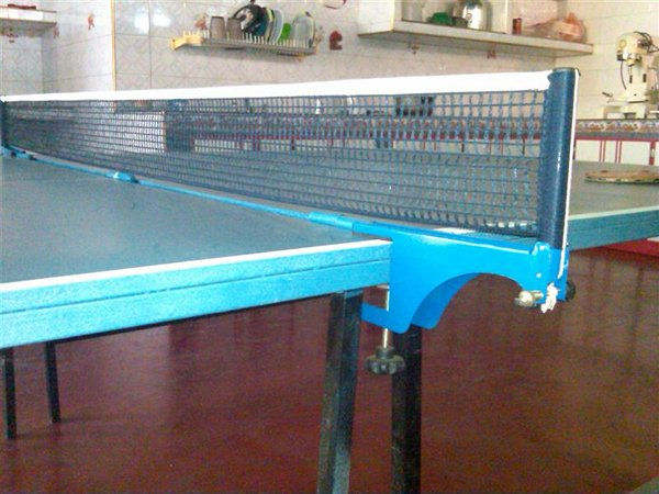 ... Jimmyu0027s Home Made Table Tennis Table ...