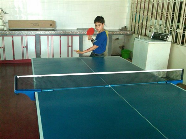 Build Your Own Table Tennis Table