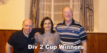 Division 2 Cup Winners