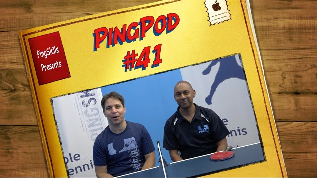 PingPod #41 – Zhang Jike's Fine and The Plastic Ball