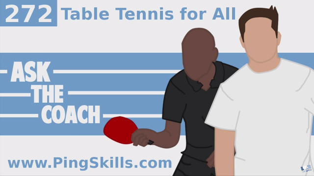 Table Tennis for All