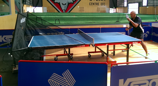 Table Tennis Robots